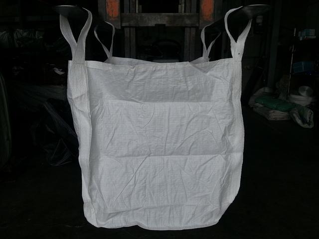 白色料太空袋-適合裝